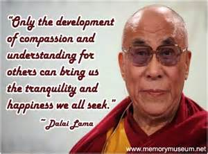 Dalai Lama quote for use